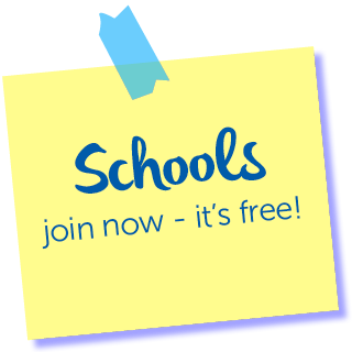 Schools join now it's free